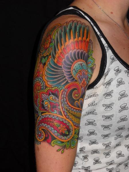 Tatuagens nos bracos 38