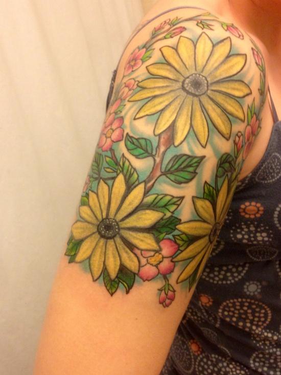 Tatuagens nos bracos 40