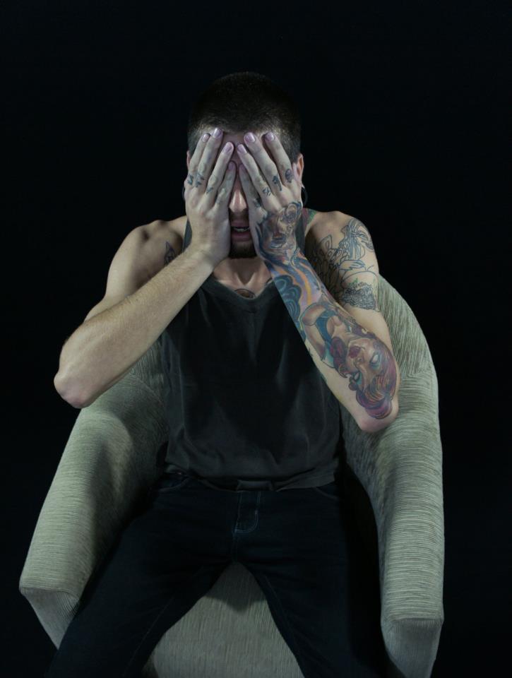 Homem Tatuado Luan dos Anjos 20