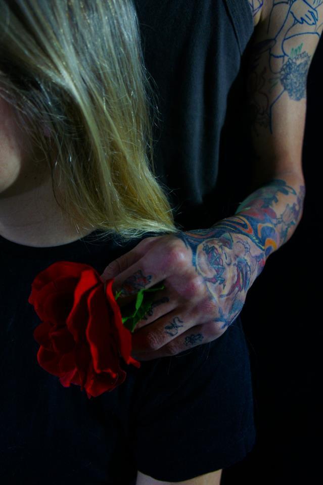 Homem Tatuado Luan dos Anjos 22