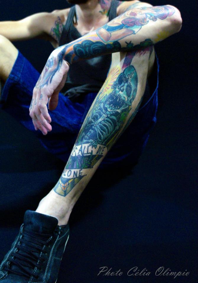 Homem Tatuado Luan dos Anjos 36