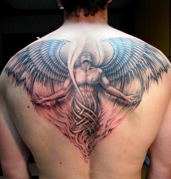 Tatuagens de Anjos 05