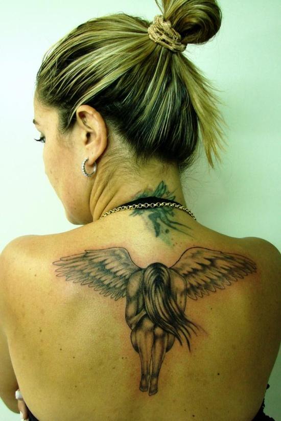 Tatuagens de Anjos 08