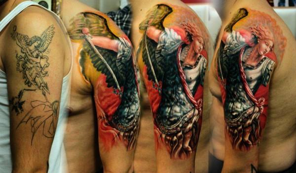 Tatuagens de Anjos 100
