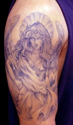 Tatuagens de Anjos 13