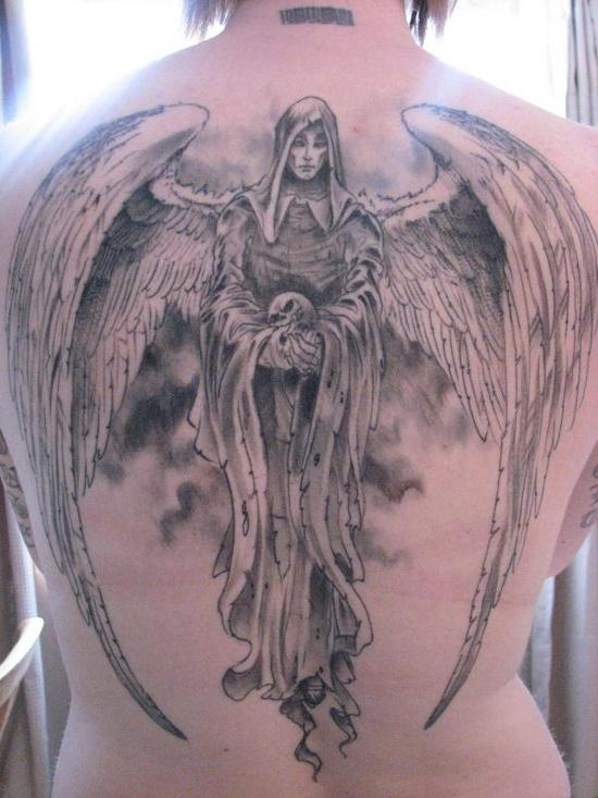 Tatuagens de Anjos 16