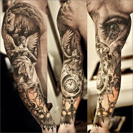 Tatuagens de Anjos 21