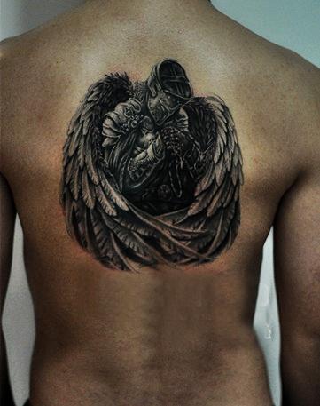 Tatuagens de Anjos 26