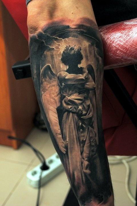 Tatuagens de Anjos 27