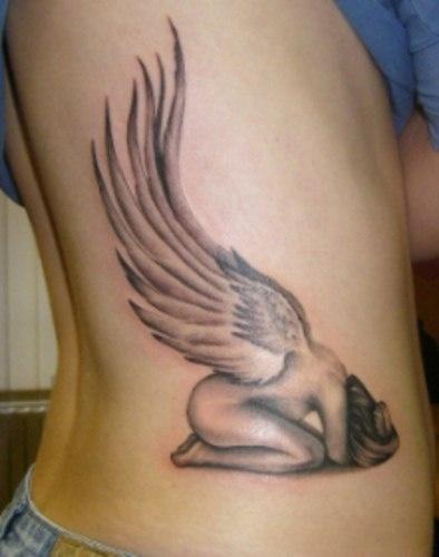 Tatuagens de Anjos 28
