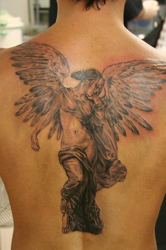 Tatuagens de Anjos 29
