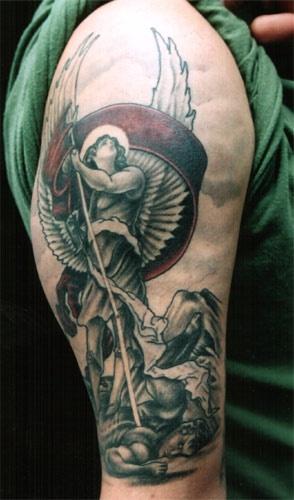 Tatuagens de Anjos 35