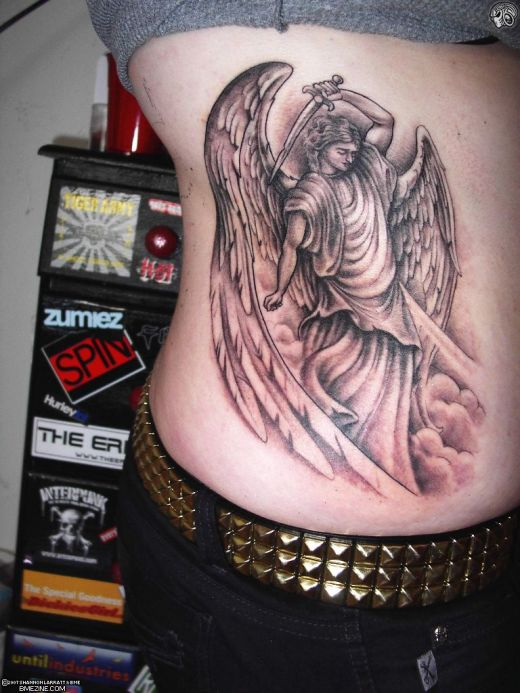 Tatuagens de Anjos 44