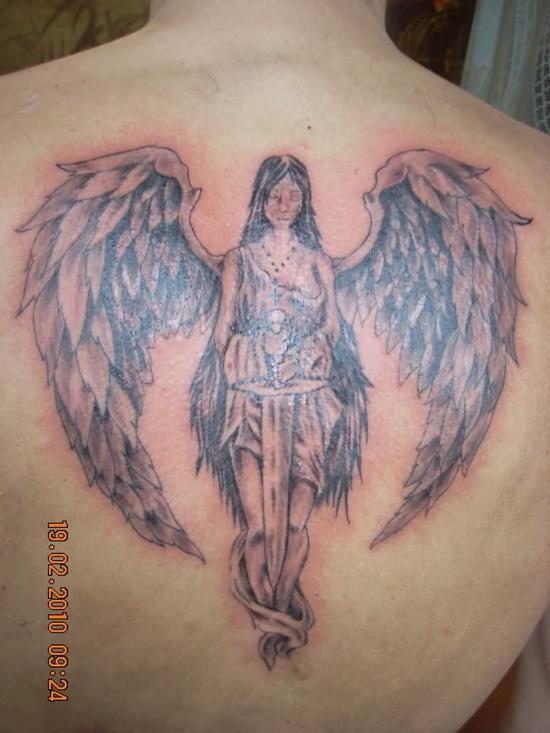Tatuagens de Anjos 47