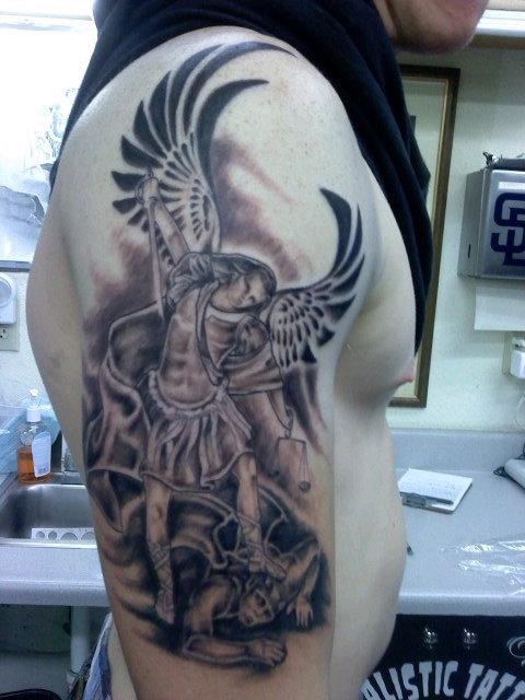 Tatuagens de Anjos 48