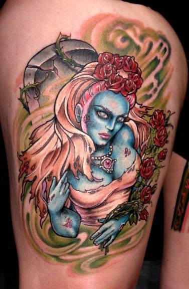 Tatuagens de Zumbis 03