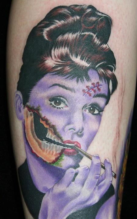 Tatuagens de Zumbis 10