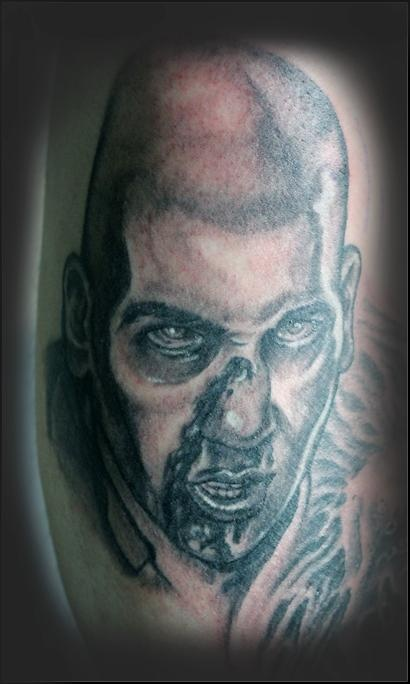 Tatuagens de Zumbis 11