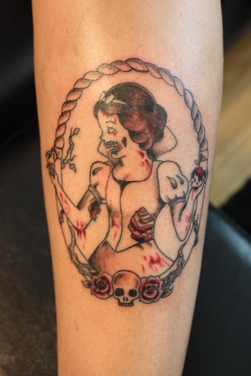 Tatuagens de Zumbis 12