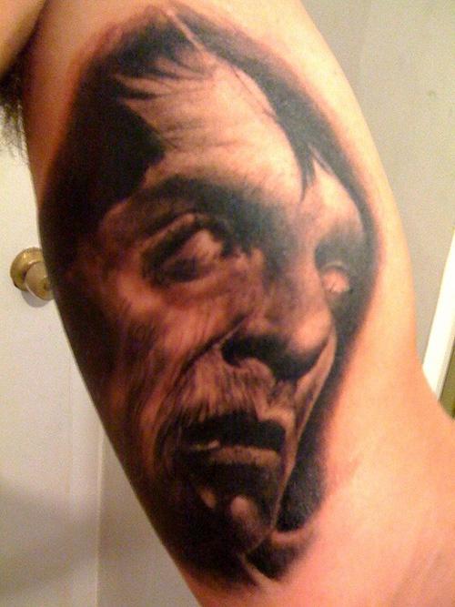 Tatuagens de Zumbis 16