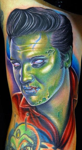 Tatuagens de Zumbis 27