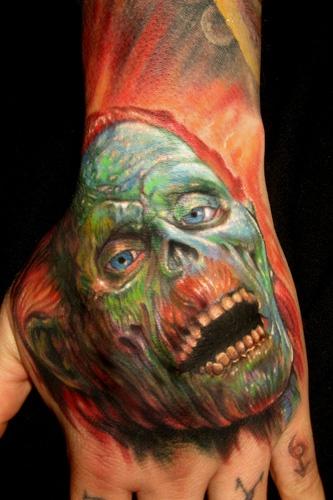 Tatuagens de Zumbis 36