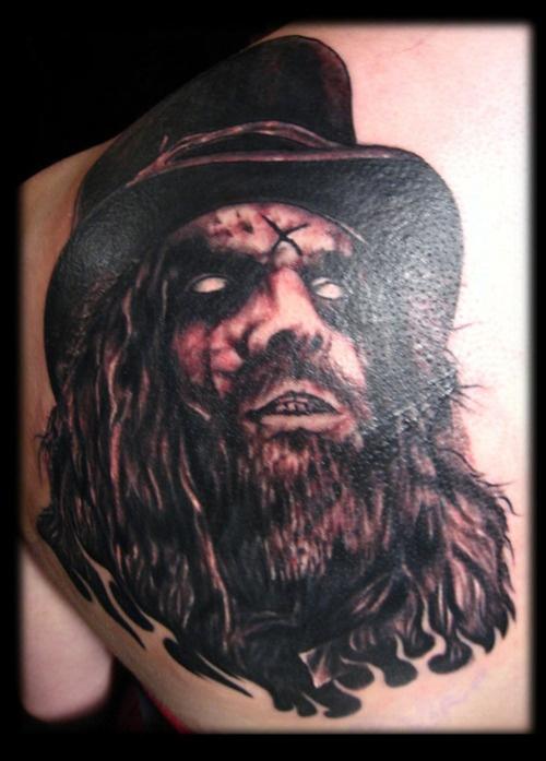 Tatuagens de Zumbis 37