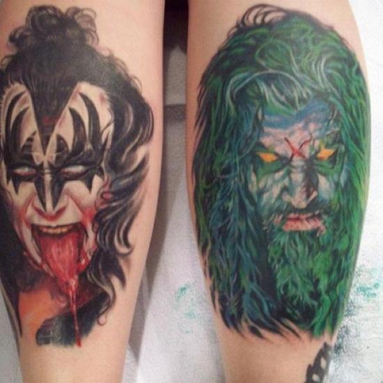 Tatuagens de Zumbis 41