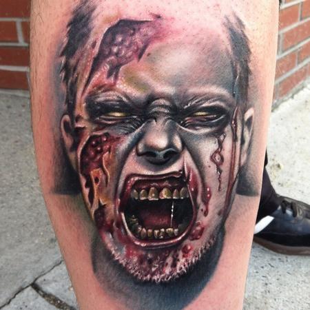 Tatuagens de Zumbis 44