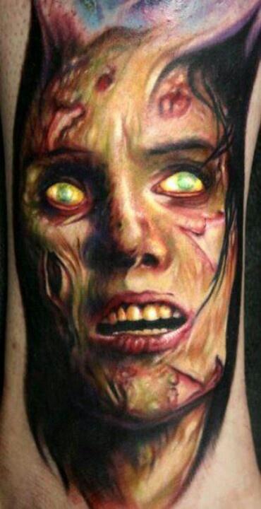 Tatuagens de Zumbis 48