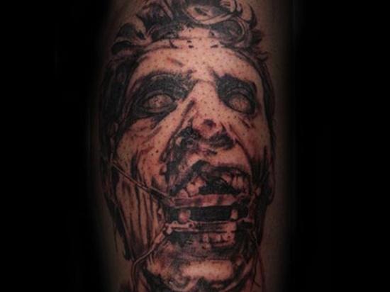 Tatuagens de Zumbis 53