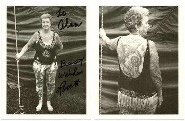 Damas tatuadas Lorett Fulkerson 01