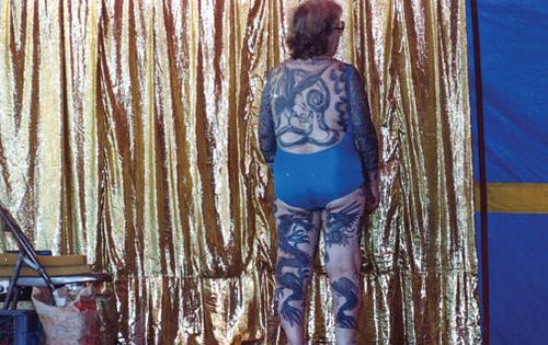 Damas tatuadas Lorett Fulkerson 03