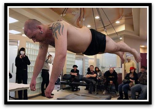 Fotos de suspensao corporal 23