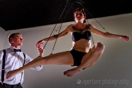 Fotos de suspensao corporal 26