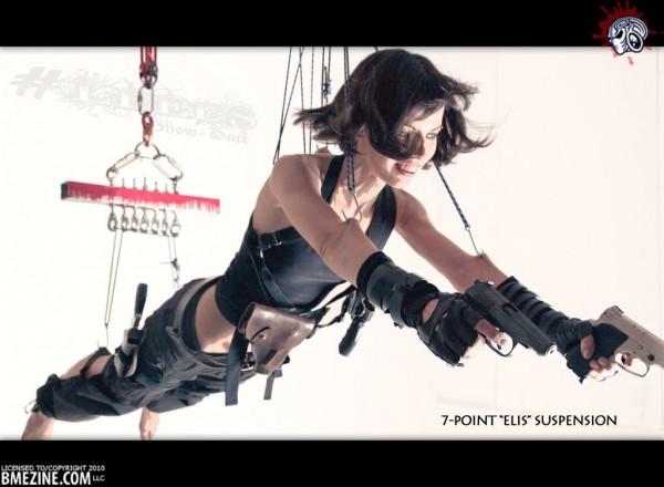 Fotos de suspensao corporal 33