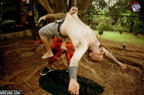 Fotos de suspensao corporal 35
