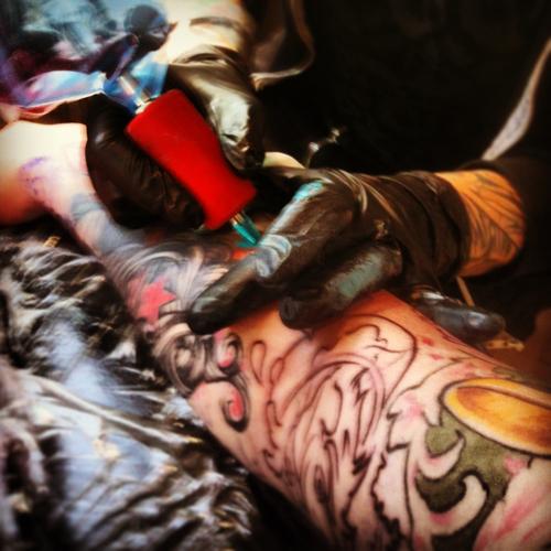 Fotos de tatuagens tiradas de perto 04