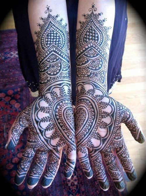 O que e tatuagem de Henna 01