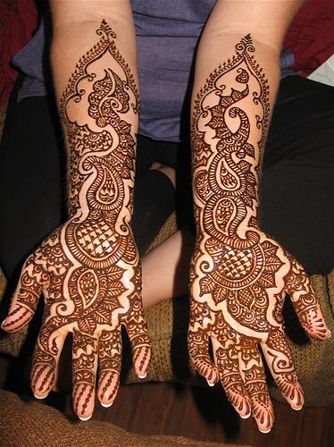 O que e tatuagem de Henna 08