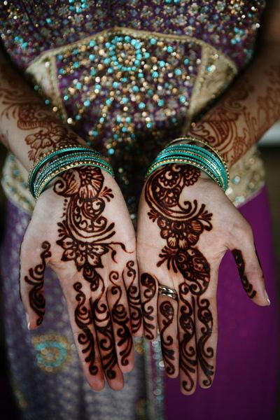 O que e tatuagem de Henna 09