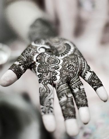 O que e tatuagem de Henna 12