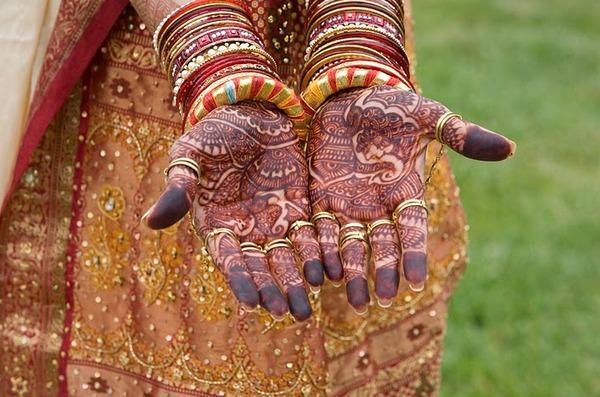 O que e tatuagem de Henna 13
