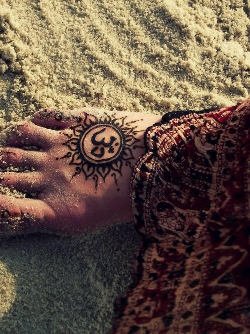 O que e tatuagem de Henna 15
