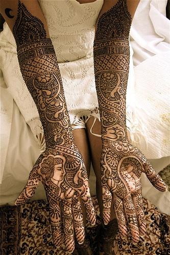O que e tatuagem de Henna 28