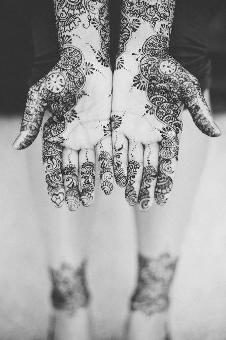 O que e tatuagem de Henna 30