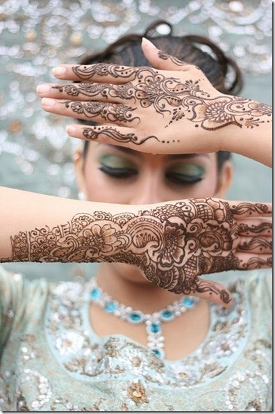O que e tatuagem de Henna 31