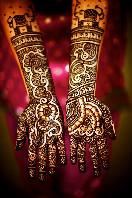 O que e tatuagem de Henna 33