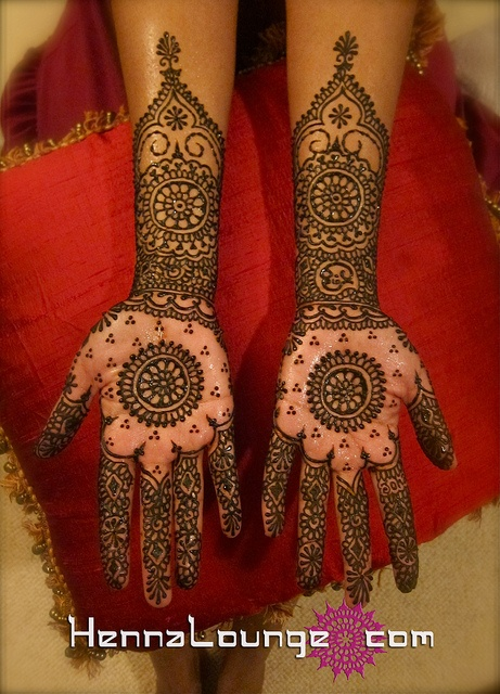 O que e tatuagem de Henna 37