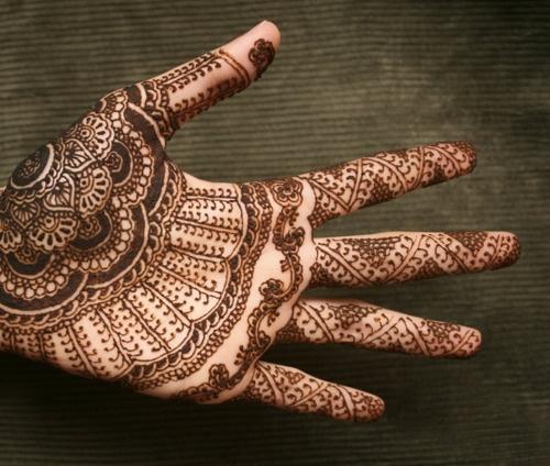 O que e tatuagem de Henna 40